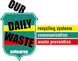 Our Daily Waste logo