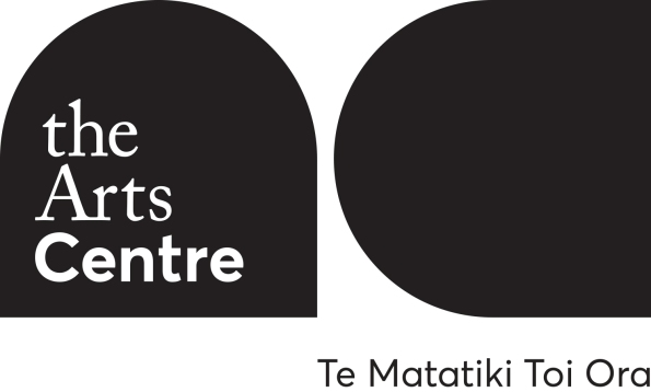 theArtsCentre Logo with extra white buffer at base